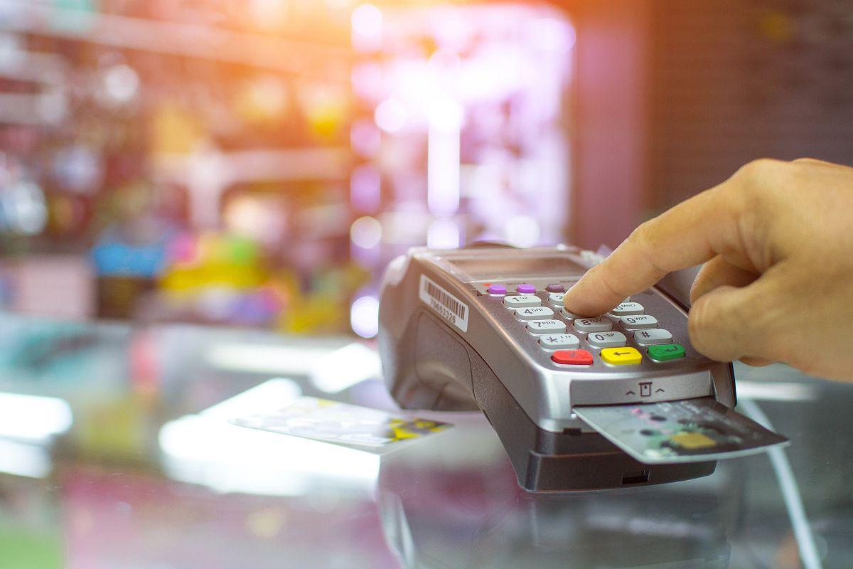 Odrzucenie transakcji kartą płatniczą